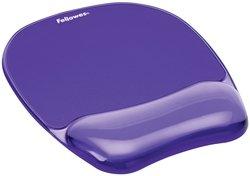 Коврик Fellowes BLUE CRYSTAL MOUSEPAD/WRISTREST FS-91141/FS-91441