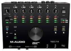 Внешняя звуковая карта M-Audio AIR 192 14