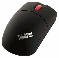 Беспроводная мышь Lenovo ThinkPad Laser mouse (0A36407) Black Bluetooth