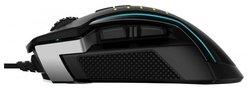 Мышь Corsair Gaming Glaive RGB Pro Aluminum Black-Grey USB