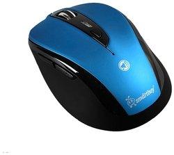 Беспроводная мышь SmartBuy SBM-612AG-BK Blue-Black USB