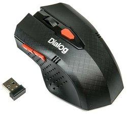 Беспроводная мышь Dialog MROP-09U USB