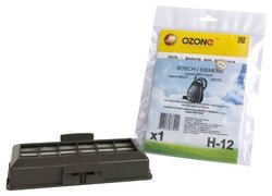 Ozone Фильтр HEPA H-12