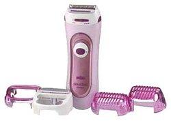 Электробритва для женщин Braun LS 5360 Silk and Soft Body Shave