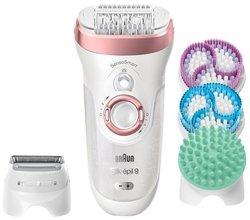 Эпилятор Braun 9-990 Silk-epil 9 SkinSpa SensoSmart