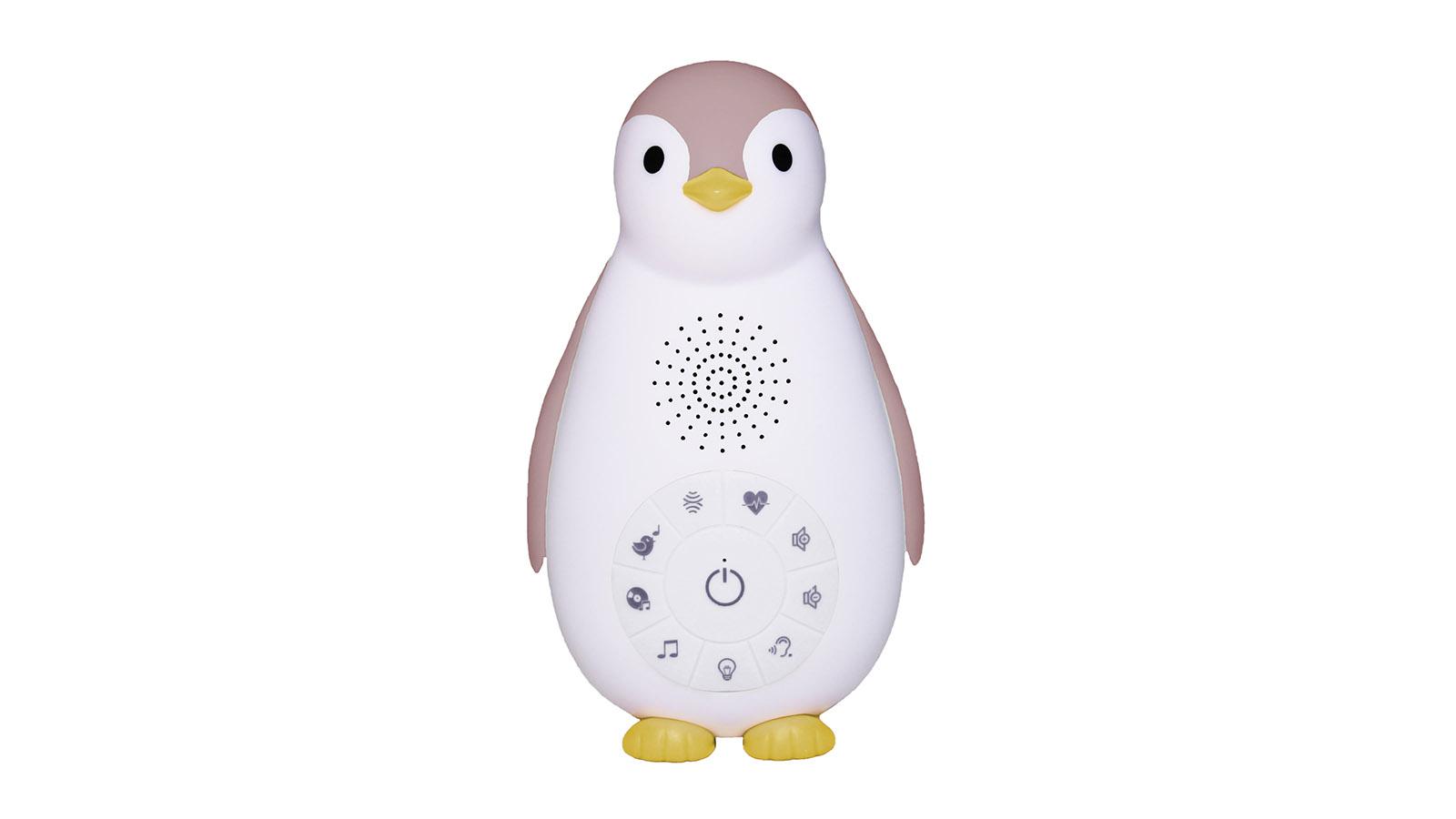 Пингвинёнок Зои, цвет: розовый