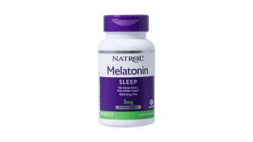 Мелатонин 5мг, 60 капсул