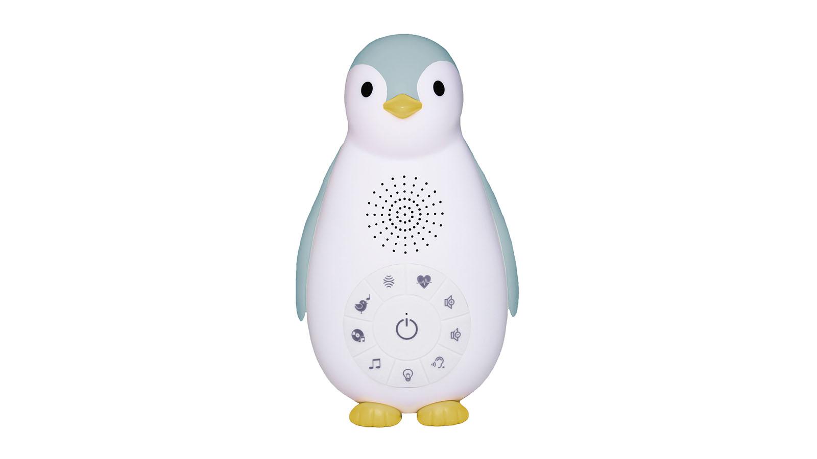 Пингвинёнок Зои, цвет: синий