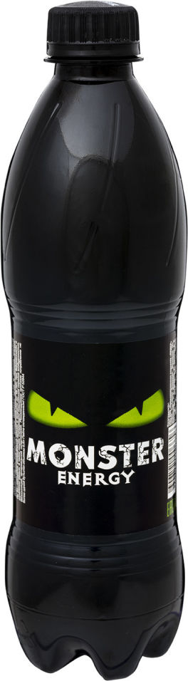 Напиток Monster Energy Green энергетический 500мл