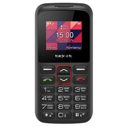 Телефон teXet TM-B318