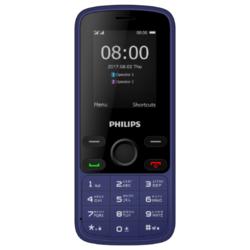 Мобильный телефон PHILIPS E111 Blue