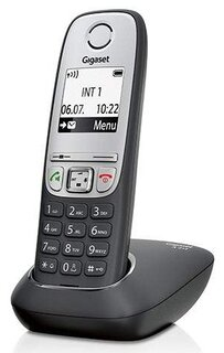 Радиотелефон DECT Siemens A415 Black