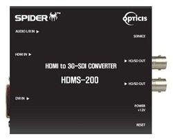 Преобразователь SDI, DVI, компонентное видео, HDMI Opticis HDMS-200