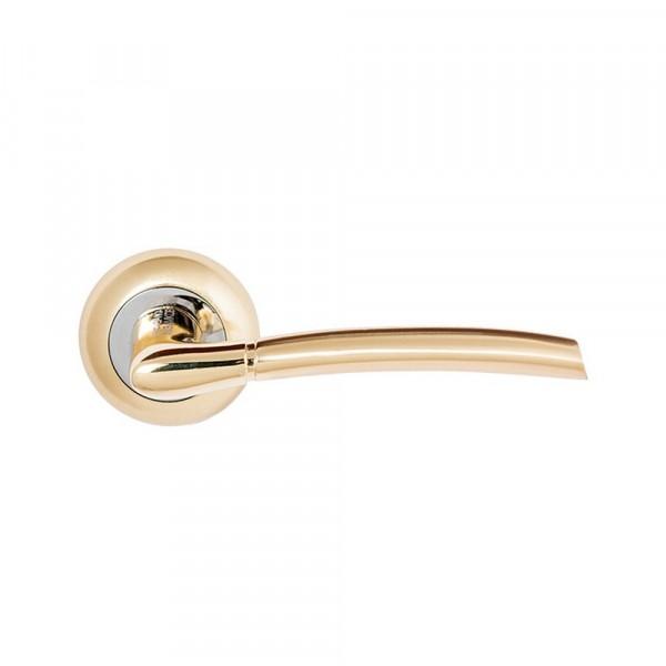 ручка дверная  fz 01 sg(матовое золото)