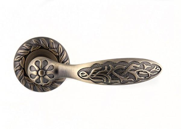 ручка дверная palladium suite mab(матовая бронза)