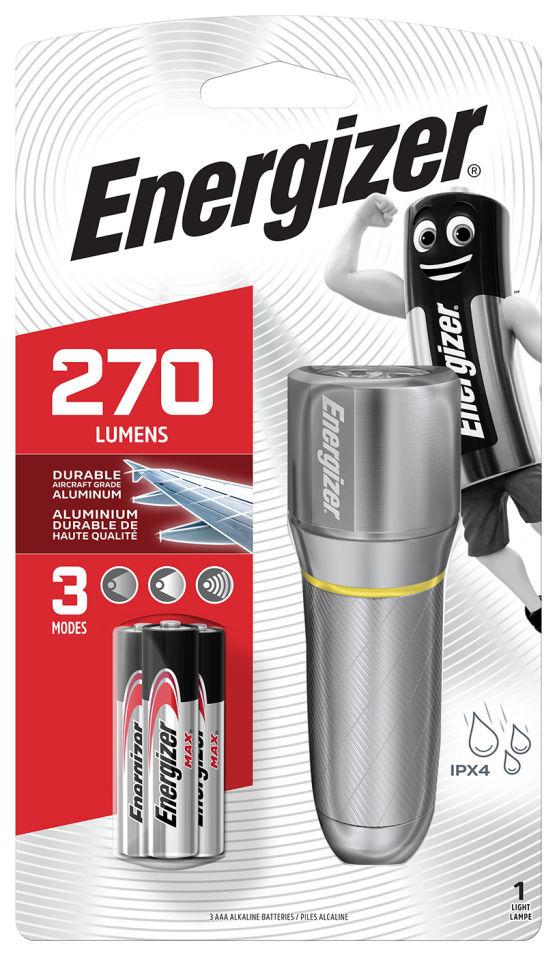 Фонарь Energizer 270 lumens + 3AAA