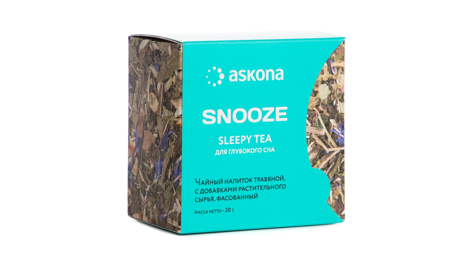 Snooze, для глубокого сна (20 г)