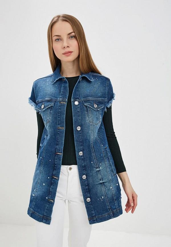 Жилет джинсовый Whitney