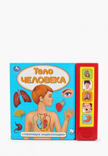 Книжка-игрушка Умка
