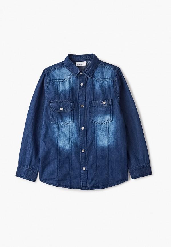 Рубашка джинсовая Coccodrillo