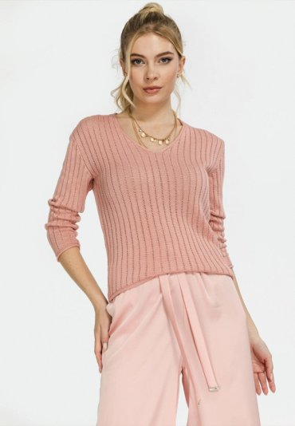 Пуловер Clever woman studio