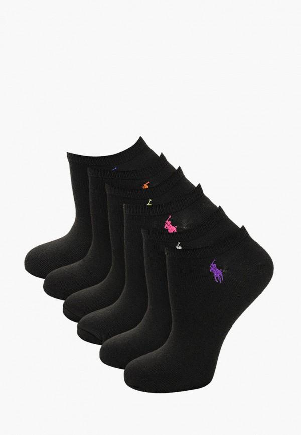 Носки 6 пар Polo Ralph Lauren