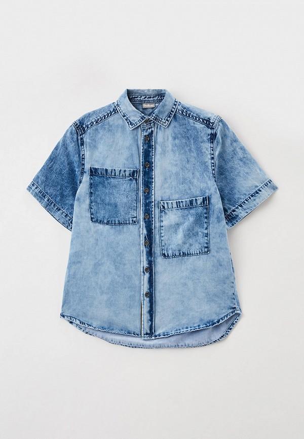 Рубашка джинсовая Gulliver