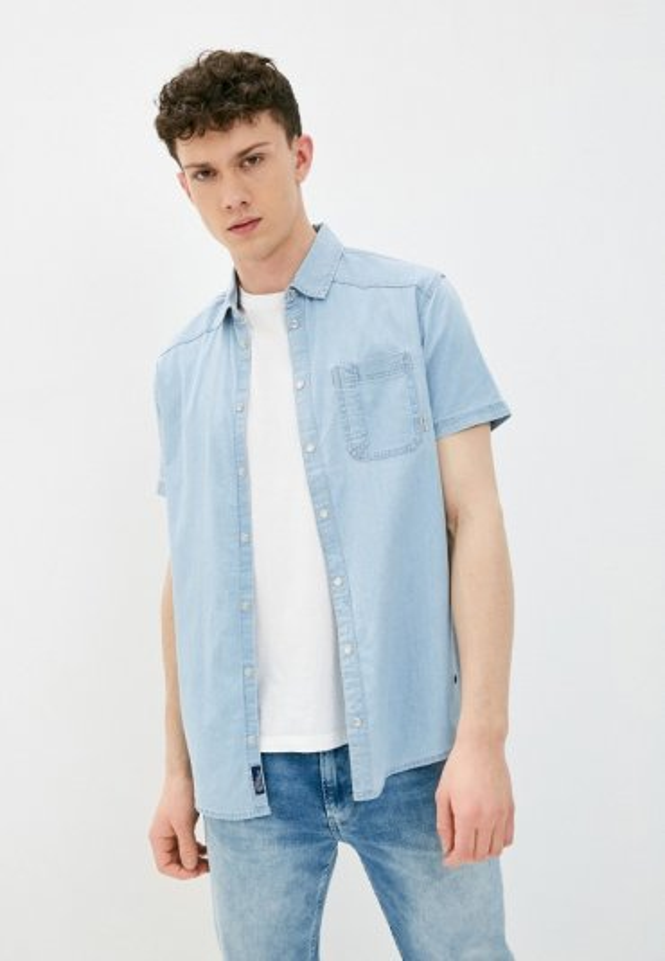 Рубашка джинсовая Blend