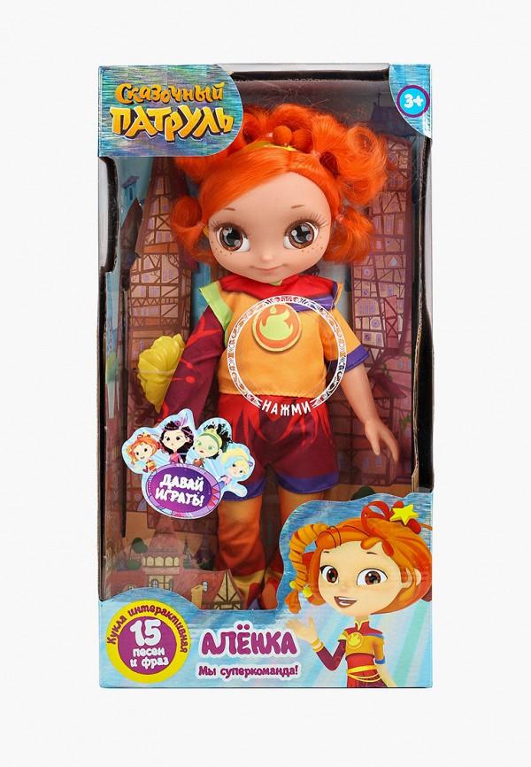 Кукла интерактивная Карапуз