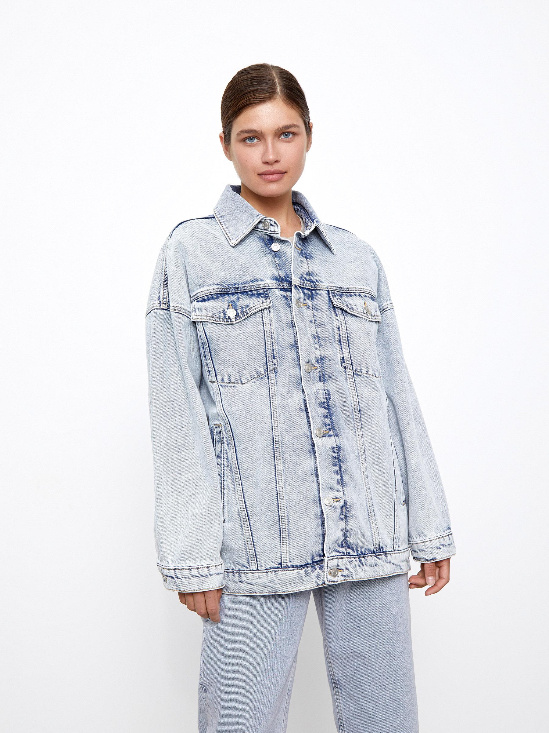 Куртка джинсовая на подстежке