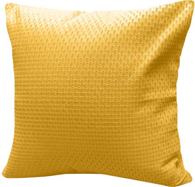 Чехол на подушку S&J Медовый декоративный 40*40см