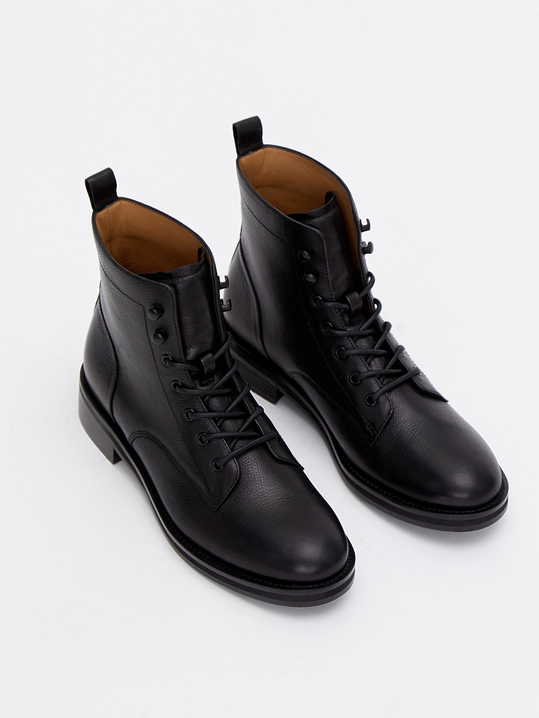 Классические городские ботинки