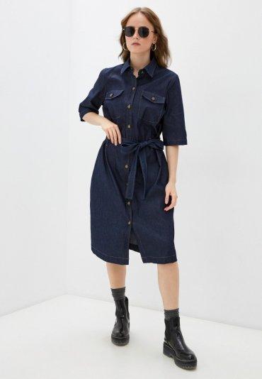 Платье джинсовое Olsi