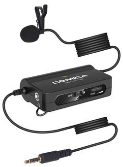 Микрофон Comica CVM-SIG.LAV V05 miniJack 3.5