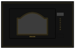 Микроволновая печь встраиваемая GRAUDE MWGK 38.1 S