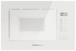 Микроволновая печь встраиваемая HOMSAIR MOB205WH