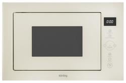 Микроволновая печь встраиваемая Korting KMI 825 TGB