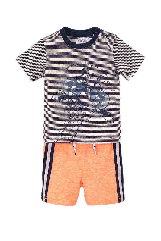 Комплект: футболка, шорты Dirkje